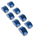 8 Piece Large Comb Set andis, comb, a5