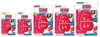 KONG Classic (Red) kong, classic, red