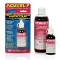 Acurel F Aquarium Water Clarifier 25 ml. loving, pets, acurel, water, clarifier
