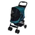 Happy Trails NO-ZIP Pet Stroller, Emerald pet, gear, happy, trails, stroller, no-zip
