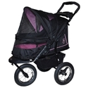 No-Zip NV Pet Stroller, Rose pet, gear, nv, stroller
