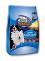 Large Breed Chicken & Rice, 30# nutrisource, food, adult