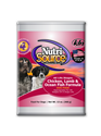 Canned Chicken/Lamb/Ocean Fish 13 oz. 12/cs nutrisource, food, canned