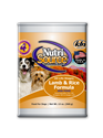 Canned Lamb & Rice 13 oz. 12/cs nutrisource, food, canned