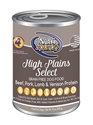 Canned Grain Free High Plains Select 13 oz. 12/cs nutrisource, grain, free, high, plains, can