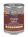 Canned Grain Free Prairie Select 13 oz. 12/cs nutrisource, grain, free, prairie, select, can