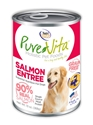 Canned Grain Free Salmon Entree 13 oz. 12/cs purevita, salmon, grain, free