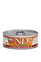 Canned N&D Pumpkin Grain-Free Cat Chicken & Pomegranate 2.8 oz. 12/cs farmina, N&D, can, canned, cat, grain, free, chicken, pomegranate