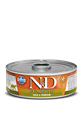 Canned N&D Pumpkin Grain-Free Cat Duck & Cantaloupe farmina, N&D, can, canned, grain, free, duck, cantaloupe, cat