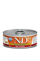 Canned N&D Pumpkin Grain-Free Cat Quail & Pomegranate 2.8 oz. 12/cs farmina, N&D, can, canned, grain, free, cat, quail, pomegranate
