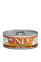 Canned N&D Pumpkin Grain-Free Cat Venison & Apple 2.8 oz. 12/cs farmina, N&D, can, canned, grain, free, cat, venison, apple