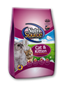 Cat & Kitten Chicken & Rice, 6.6# nutrisource, cat, kitten, food