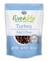 Freeze-Dried Turkey, 2.2 oz. purevita, kln, freeze, dried, turkey, treats, dog