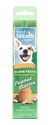 Fresh Breath Clean Teeth Oral Gel 2 oz., Peanut Butter tropiclean, fresh, breath, gel,
