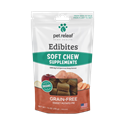 Grain-Free Soft Chew Edibites Sweet Potato Pie, 7.5 oz. pet, releaf, relief, cbd, hemp, oil, edibites, soft, chews, sweet, potato, pie, treats, dog, calming, anxiety