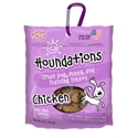 Houndations Soft Chew Training Treats 4 oz., Chicken loving, pets, houndations
