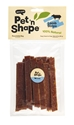 Lamb Strips, 3 oz. pet n shape, lamb, strips