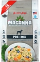 """Macanna"" Dog Food, Pre-Mix grandma, lucy, macanna, freeze, dried, pre-mix, meatless"