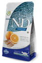 N&D Ocean Grain-Free Cat Pumpkin, Herring & Orange 3.3# farmina, feline, n&d, pumpkin, food, herring, orange