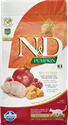 N&D Pumpkin Grain-Free Cat Quail & Pomegranate Neutered 3.3# farmina, feline n&d, pumpkin, food, quail, pomegranate, neutered