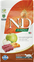 N&D Pumpkin Grain-Free Cat Venison & Apple 3.3# farmina, feline, n&d, pumpkin, food, venison, apple
