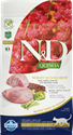 N&D Quinoa Cat Weight Management, 3.3# farmina, N&D, feline, quiona, lamb, weight, managment