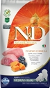 N&D Pumpkin Grain-Free Puppy, Lamb & Blueberry farmina, pumpkin, grain