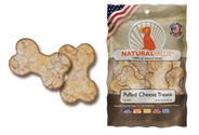Natural Value Puffed Cheese Treats 1.25 oz. loving, pets, puffed, cheese, treats