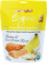 Organic Baked Treats 14 oz., Sweet Potato & Banana Grandma, Lucys, organic, baked, sweet potato, banana