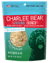 Original Crunch with Egg & Cheese, 16 oz. charlee, bear, treat, dog, egg, cheese
