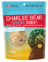 Original Crunch with Liver, 16 oz. charlee, bear, dog, treat, liver