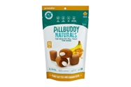 Pill Buddy Naturals Peanut Butter & Banana, 30 ct. presidio, pill, buddy, treat, peanut, butter, banana