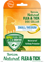 Natural Flea & Tick Collar for Dogs tropiclean, flea, tick, natural, collar, dogs