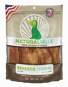 Natural Value Chicken Tenders 16 oz. loving, pets, natural, value, chicken, tenders
