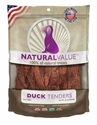 Natural Value Duck Tenders 16 oz. loving, pets, natural, value, duck, tenders