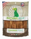 Natural Value Chicken Sticks 14 oz. loving, pets, natural, value, chicken, sticks