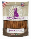 Natural Value Duck Sticks 14 oz. loving, pets, natural, value, duck, sticks