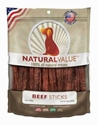 Natural Value Beef Sticks 14 oz. loving, pets, natural value, beef, sticks