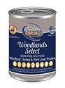 Canned Grain Free Woodlands Select 13 oz. 12/cs nutrisource, grain, free, woodlands, can